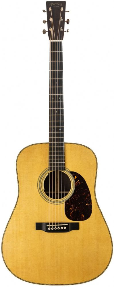 Martin HD-28E with LR Baggs Pickup - Reimagined